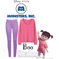 Boo - Monsters, Inc