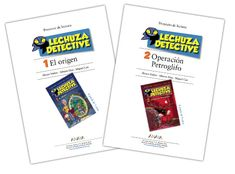Lechuza Detective - proyectos de lectura