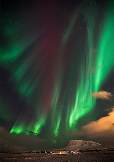 See the northern lights - moved from bucket list