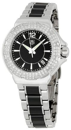 Femme Montres Deluxe TAG Heuer Watch Price Women's WAH1214BA0859 Formula 1 Ceramic Watch http://www.slideshare.net/CharlesITaylor/women-diamond-watches-beautiful-best-diamond-watches