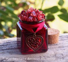 "Witchcrafts Artisan Alchemy - LOVE ME DEEPLY ""Power Passion Potion"" ""Artisan Alchemist"" ""Old European Witchcraft"" Incense,  (http://www.witchcraftsartisanalchemy.com/love-me-deeply-power-passion-potion-artisan-alchemist-old-european-witchcraft-incense/)"