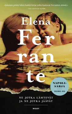 Kirjan kansikuva Elena Ferrante, New York Times, Finland, Persona, Roman, Believe, Action, Tv, Reading