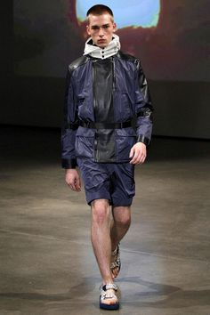 Patrik Ervell | Spring 2013 Menswear Collection | Style.com