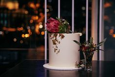 Still enough to serve 50 guests! Wedding Cake Inspiration, Beautiful Wedding Cakes, Pillar Candles, Most Beautiful, Planter Pots, Wedding Photography, Wedding Photos, Wedding Pictures, Candles
