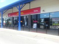 Xtravision Parks, Retail, Neon Signs, Shops, Park, Retail Space, Retail Merchandising, Parkas