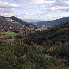 Il Monte #Cotrozzi e Santa Maria del Giudice. In escursione domani con #vadoevedo #MontePisano Toscana