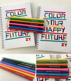 Color Your Happy Future... Color is for ALL!! #coloradd #zippy #zy #coloryourhappyfuture #colorisforall #coloralphabet