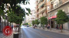 GRANADA   CENTRO   Calle Recogidas, de espaldas a calle Pedro Antonio de Alarcón. 1/2