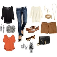 Long Weekend!, created by hambles on Polyvore
