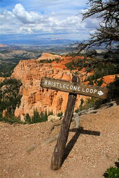 3. Bristlecone Loop Trail, Bryce Canyon National Park