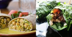 Roll With It: 20 Healthy Wrap Recipes