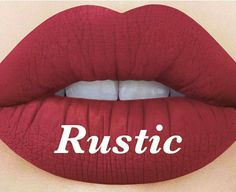 Rustic - Lime Crime.