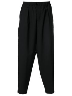 MARNI Drop Crotch Trousers. #marni #cloth #trousers