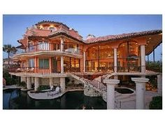 Check Out This Luxury Property In Marco Island Florida House Front