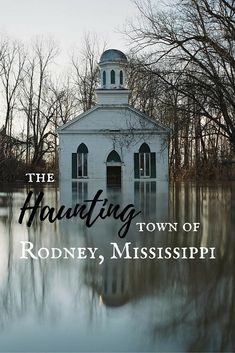 Rodney, MS - very cool! Drive the Mississippi backroads between Natchez and Vicksburg to discover ancient ruins, explore a ghost town, and eat the world's best fried chicken. Road Trip Usa, Usa Trip, The Places Youll Go, Places To See, Natchez Mississippi, Hattiesburg Mississippi, Mississippi Delta, Mississippi Tourism, Oxford Mississippi
