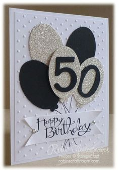 Mail :: Inbox: Boards Stampin Up and Card Making share Pins with your board 50th Birthday Cards, Bday Cards, Handmade Birthday Cards, Greeting Cards Handmade, Diy Birthday, Male Birthday, Birthday Invitations, Ideas For Birthday Cards, Birthday Cards For Husband