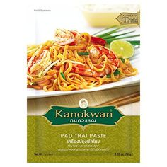 Kanokwan Pad Thai Paste 50 g Thailand Product ** Want additional info? Click on the image.