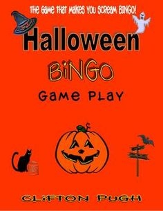 """Print out your Halloween bingo boards. Distribute one card to each participant. The call words are located at the end of the bingo boards last page. Call off one word at a time, giving players time to find the word that has been called. Each player should circle the called word on their card. If a player gets five words diagonally, vertically, or horizontally, they must call out, """"Bingo!"""".  (check to make sure all circled words were called), give participant a small prize. Have fun, and have…"""