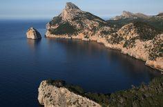 Illa del ColomerCamí del Cap de Formentor, Mallorca