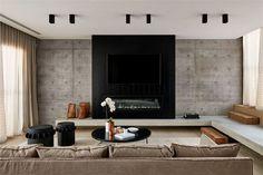 Lawless and Meyerson | Top 50 Room Decor Ideas 2016 According To Australian House & Garden | Home Decor. Living Room Ideas #homedecor #livingroomideas #ivingroom Read more: https://www.brabbu.com/en/inspiration-and-ideas/interior-design/room-decor-ideas-2016-according-australian-house-garden