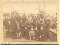 Min farfar Oluf Thorvald Weichardts bror Edvard Martin Weichardt som var fisker i Dragør. Han er født 1888.02.15 Dragør