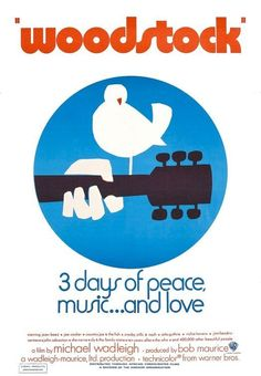 Woodstock: 3 Days of Peace, Music...and Love - The film chronicle of the legendary 1969 music festival.
