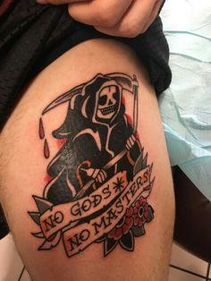 Grim - No Gods * No Masters