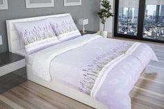 Levendulás ágynemű provence-i stílusban, a legfinomabb pamut szaténból!