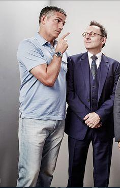Jim Caviezel & Michael Emerson