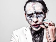 Marilyn Manson had an interesting interview with the Guardian