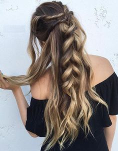 Braids Long Length Hairstyle 2016 - 2017