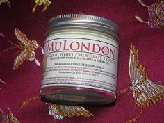 "Beauty Balm: MuLondon White Chocolate Truffle Moisturiser. ""I love the scent, feel of the moisturiser on my skin and how it makes my skin look radiant and it super moisturises."""