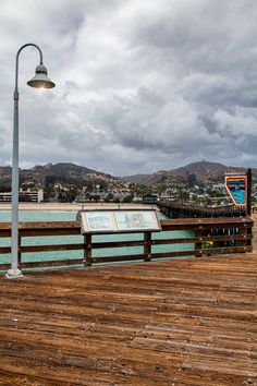 Ventura Pier - There's a great little restaurant on this pier that specializes in BBQ & blues!  Love it!
