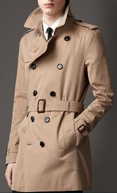 Mike trench (Burberry)