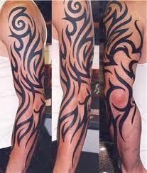 Awesome tribal sleeve
