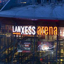 LANXESS arena Tickets bestellen