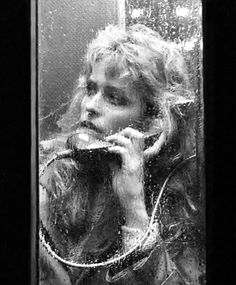 Farrah Fawcett fotografiada por Harry Benson, 1981