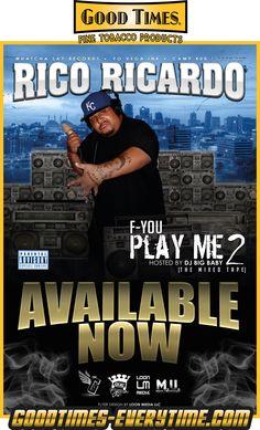 Representing for Rico Ricardo