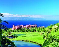 PANORAMIC - Ritz-Carlton Abama Resort, Tenerife, Spain
