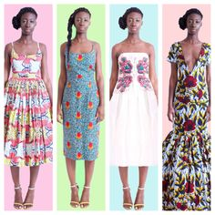 African Fashion. SS14Eve