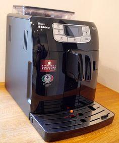 Philips Saeco Intelia kaffemaskine - testet af Mira Arkin - Miras Madblog 2012