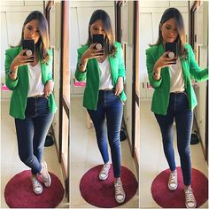 womens fashion outfits which look hot. Casual Work Outfits, Blazer Outfits, Business Casual Outfits, Blazer Fashion, Classy Outfits, Chic Outfits, Trendy Outfits, Fall Outfits, Fashion Outfits