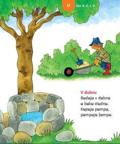 Versovane rozcvicky pro kluky a holcicky - Hledat Googlem Education, Fictional Characters, Logo, Logos, Onderwijs, Fantasy Characters, Learning, Environmental Print