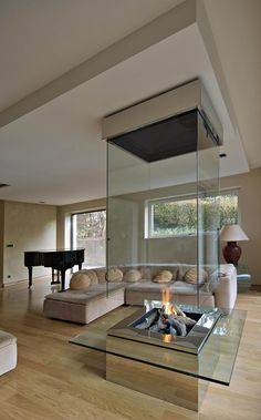 is a contemporary fireplace custom fireplace modern luxury fireplace be Wohnen Contemporary Fireplace Designs, Contemporary Furniture, Custom Fireplace, Fireplace Modern, Fireplace Mantle, Living Room Essentials, Apartment Furniture, Living Room With Fireplace, Fireplace Surrounds