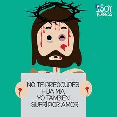 Jesus, tu eres mi mas grande amor!