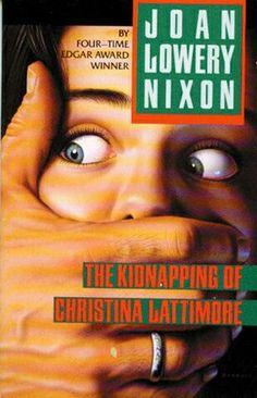 "1980 WINNER FOR BEST JUVENILE NOVEL: ""The Kidnapping Of Christina Lattimore""  ***  Joan Lowery Nixon"