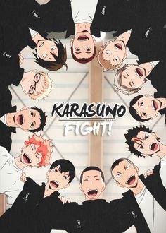 Karasuno Fight!