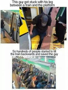 in humanity restored! Faith in humanity restored!Faith in humanity restored! Sweet Stories, Cute Stories, Beautiful Stories, Message Positif, Human Kindness, Touching Stories, Faith In Humanity Restored, Funny Memes, Funny Videos