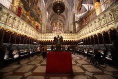 Coro de la Catedral de Toledo - Coro de la catedral de Toledo -Alonso de berruguete