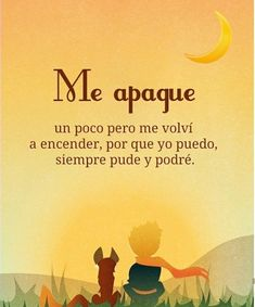 Spanish Inspirational Quotes, Spanish Quotes, Little Prince Quotes, Best Quotes, Life Quotes, Losing You, Meaningful Quotes, Wise Words, Positive Quotes